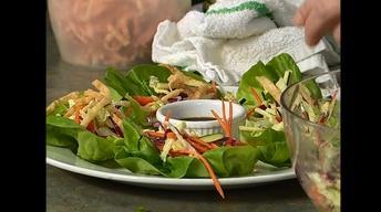 Lobster Lettuce Cups