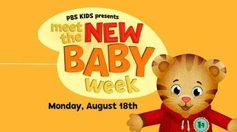 Daniel Tiger Baby Week