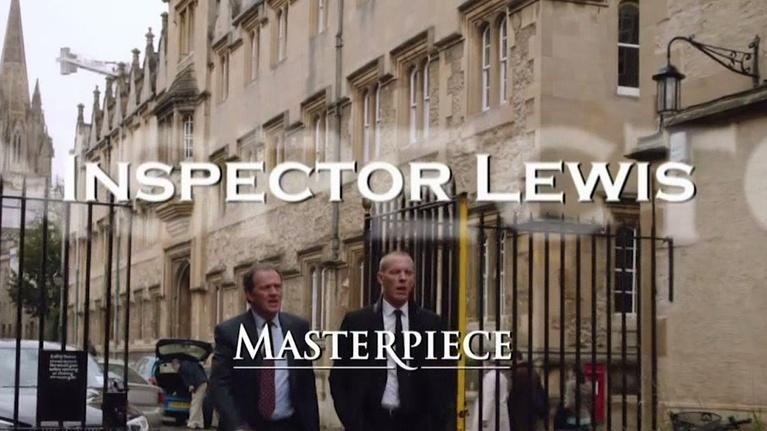 Inspector Lewis on Masterpiece: What Lies Tangled