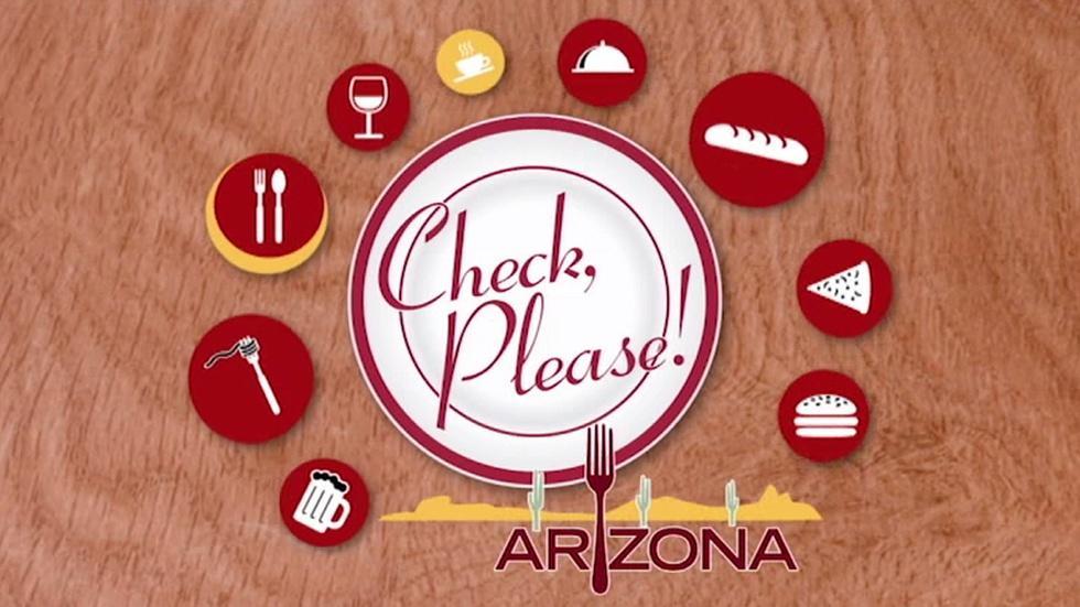 Check, Please! Arizona's new host image
