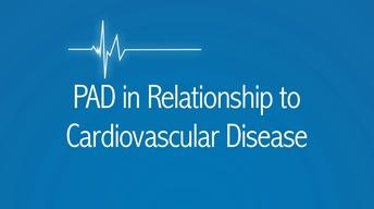 PAD in Relationship to Cardiovascular Disease