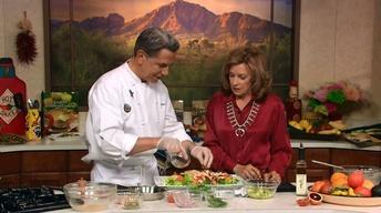 Chicken & Arizona Citrus Salad