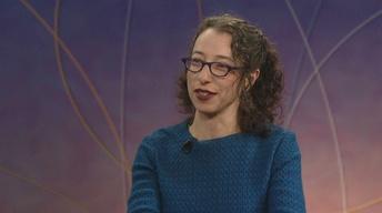 Author Lois Leveen