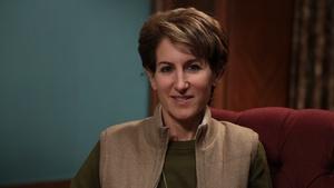 Author Stacy Schiff