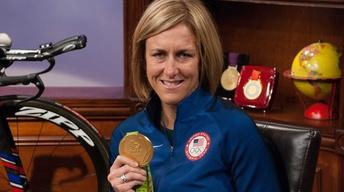 Olympian Kristin Armstrong Special