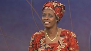 Refugee Advocate Rose Mapendo