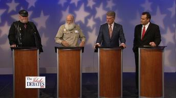 Governor Debate 2014