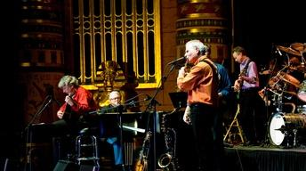 Kevin Kirk & Onomatopoeia in Concert