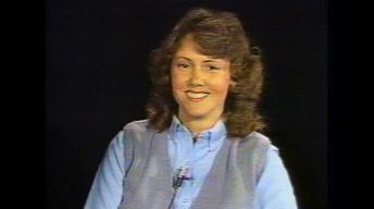 Christa McAuliffe's Teacher in Space Interview