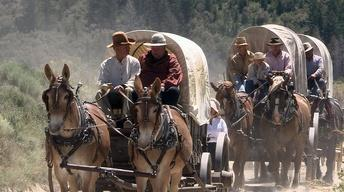Pathways of Pioneers: Idaho's Oregon Trail Legacy