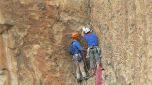 Climbing Idaho