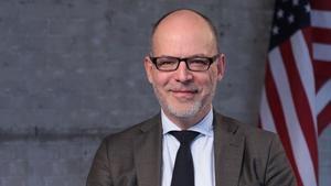 Author Fredrik Logevall