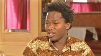 Ishmael Beah: Sun Valley Writers' Conference
