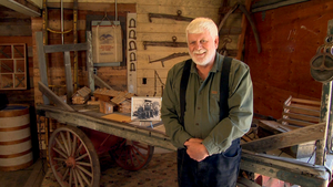 History of the Clearbrook Depot
