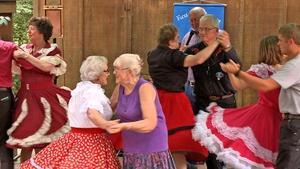 CLC Agriculture Showcase & Square Dancing