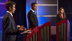 Third Place Debate: Open Presidential Primary