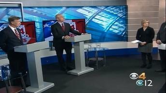 CBS 4 Colorado Decides: Gubernatorial Debate 2014