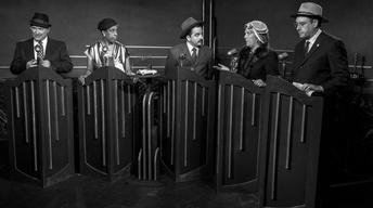 Time Machine - Circa 1940