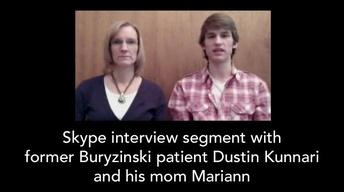 Burzynski Patient Interview: Part 1