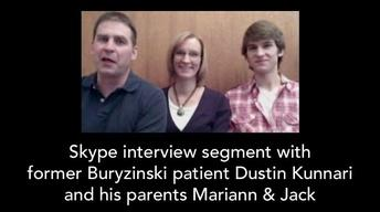 Burzynski Patient Interview: Part 5