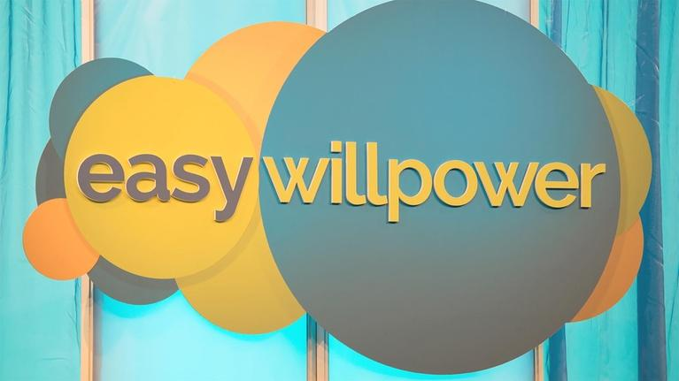 EASY WILLPOWER with Rena Greenberg