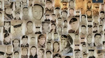 Portraits of Fallen Heroes