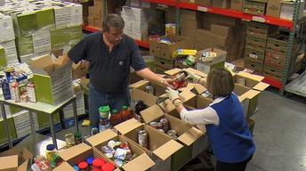 Food Insecure: Hunger in Western Washington