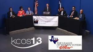 El Paso Election Forums March 19, 2015