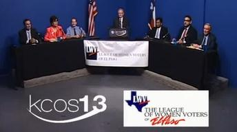 El Paso Election Forums March 19, 2015
