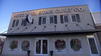 Missouri Star Quilt Co., Crescendo, Gene Clark - Feb 9, 2017
