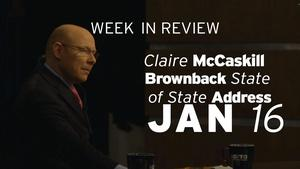 KS State of the State, Claire McCaskill - Jan 16, 2015