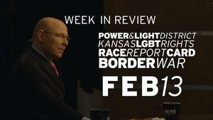 P&L District, KS LGBT rights, Border War - Feb 13, 2015