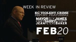 Violent Crime Report - Feb 20, 2015