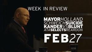KCK Mayor Holland, Schweich suicide, Kander - Feb 27, 2015