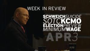 Jackson Suicide, KCMO SOTC, Election Preview - April 3, 2015
