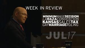 Minimum Wage Decision, La Raza, KS Tax Hike - Jul 17, 2015