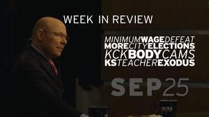 Minimum Wage, City Elections, Teacher Exodus - Sept 25, 2015