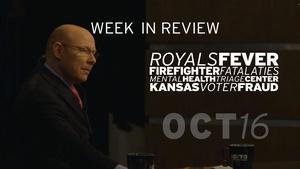 KC Royals, KCFD Fatalities, Mental Health Ctr - Oct 16, 2015