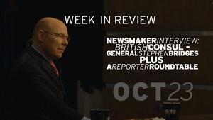 Newsmaker: Stephen Bridges, Reporter Analysis - Oct 23, 2015