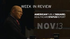 Healthcare Status Report - Nov 13, 2015