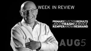 Election Recap, JOCO Trash, Kemper Arena - Aug 5, 2016