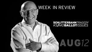 Schlitterbahn Tragedy, KS/MO Ballot Issues - Aug 12, 2016