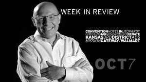 Convention Hotel, MO Gov Debate, KS 3rd Dist Ads-Oct 7, 2016