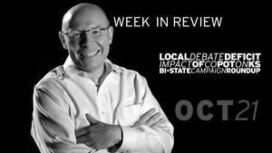 Debate Deficit, CO Pot Impact, Campaign Roundup-Oct 21, 2016