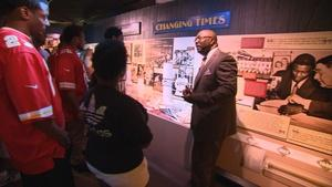 Negro Leagues Baseball Museum, Stormspotting - May 15, 2014
