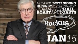McCaskill, Romney & Transportation - Jan 15, 2015