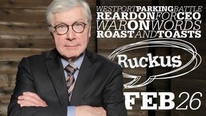Westport parking, Joe Reardon, War on Words - Feb 26, 2015