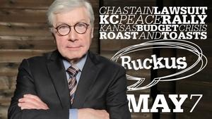 Chastain Lawsuit, KC Peace Rally, KS Budget - May 7, 2015