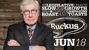 KS Legislature, KC Job Growth, Bush & Clinton - Jun 18, 2015
