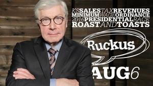 KS Sales Tax, Min Wage, 2016 Presidential Race - Aug 6, 2015